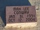 Max Lee Conway