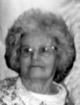 Mamie Artilla <I>Garner</I> Tubberville-Freeman
