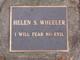 Helen S. Wheeler
