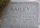 Profile photo:  Grace A. <I>Kent</I> Bailey
