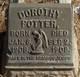 Dorothy Potter