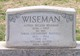 Profile photo:  Alfred Wilson Wiseman