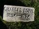 Profile photo:  Charles Lowe
