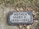 Mary Katherine <I>Cox</I> Clapsaddle