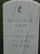 Kenneth C Foley
