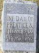 Profile photo:  (Infant) Bass