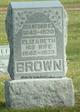 Sanford Bundy Brown