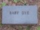 Profile photo:  Baby Dye