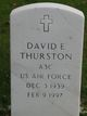 David E Thurston