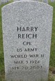 Harry Reich