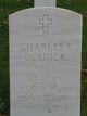 Charles F Burdick