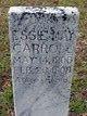 Essie May Carroll