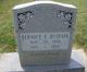 Bernice Ethel <I>Broadwater</I> Hudson