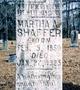 Martha Alzada <I>Hodges</I> Shaffer