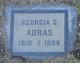 Profile photo:  Georgia G. Adras