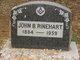 John Burt Rinehart