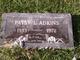Profile photo:  Patsy L. <I>Cunningham</I> Adkins