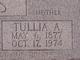 Profile photo:  Tullia Aline <I>Meyer</I> Adams
