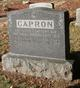 Profile photo:  Anna L. <I>Greene</I> Capron