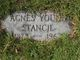 Profile photo:  Agnes <I>Young</I> Stancil