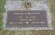 Bertie Kenneth Bristow
