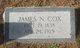 James Nelson Cox