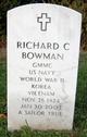Richard C Bowman
