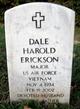 Dale Harold Erickson