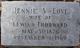 Jennie Viola <I>Love</I> Thorward