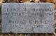 George William Thorward