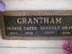 Profile photo:  George Gates Grantham