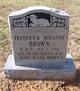Frederick Houston Brown