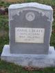 Annie A. <I>Ingle</I> Beaty