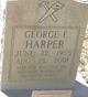 George F Harper