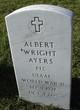 Profile photo:  Albert Wright Ayers