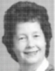 Profile photo:  Agnes Delores <I>Walker</I> Joye