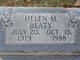 Helen M. Beaty