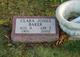 Clara Ann <I>Jones</I> Baker