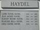 Profile photo:  Adel Margaret <I>Haydel</I> Haydel