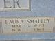 Profile photo:  Laura May <I>Smalley</I> Ambrester