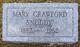 Mary Katherine <I>Crawford</I> Snoddy