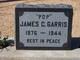 """James Caswell """"Pop"""" Garris"""