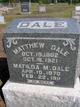 Matthew Dale, Jr