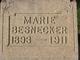 Profile photo:  Marie Besnecker
