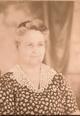 "Martha Elizabeth ""Mattie"" <I>Theis</I> Hartoon"