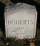 Profile photo:  Albert J. Roberts