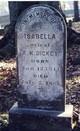 Profile photo:  Isabella <I>Huffman</I> Dickey