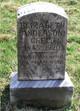 Elizabeth R. <I>Anderson</I> Green