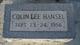 Colin Lee Hansel