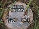 Alvin Lester Thomas Sr.
